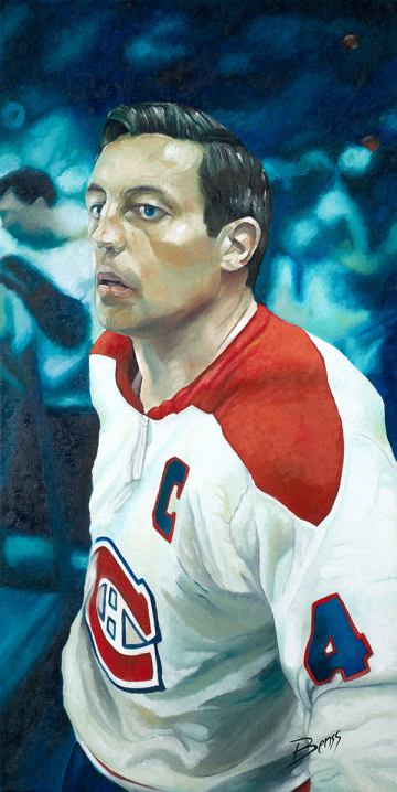 The Embassador – Jean Beliveau by Benss