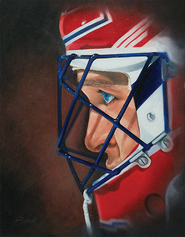 Prolongation – Patrick Roy by Benss